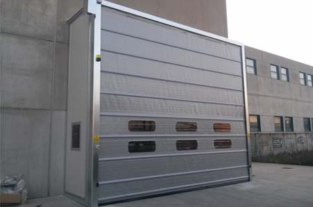 Automatic Industrial Door